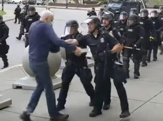 police violance