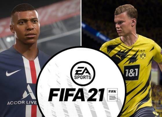 FIFA 21 releaase